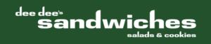 Dee dee logo hvid