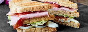 Trekant sandwich